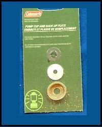 Coleman Pump and Back-up Plate washer repair / Spare Kit