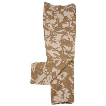 Desert Combat Trousers used Soldier 95 Pattern Big Button Grade condition