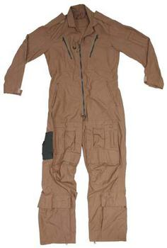 Flight Suit Desert Sand RAF MK14A / MK16A Issue Flying suit with Knee Pockets