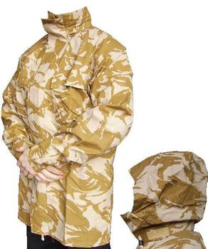 Desert MVP Goretex Jacket New As New British Military Issue Desert DPM Goretex MVP jacket