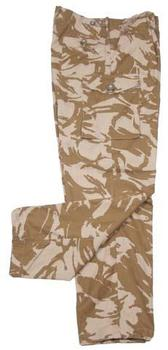 Desert DPM Combat Trousers, New British Army Issue Desert Tropical Combats