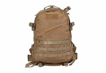 Dutch Tactical Daypack Coyote Tan Special Forces 35 Litre Day Bag Used Graded