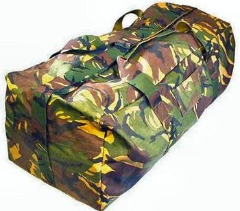 Dutch DPM Holdall / Rucksack Huge 100 Litre Military Issue Camouflage Holdall Bag