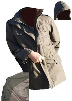 Goretex M65 Combat Jacket Genuine Austrian Army Issue M65 Style lined Gore-tex Coat