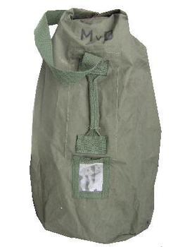 Kit bag Ripstop Dutch Military Army issue Olive Drab Kitbag