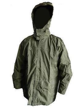 for sale professional sale biggest discount Waterproof Jacket Olive Green Dutch Military Issue Hypalon Coat, New