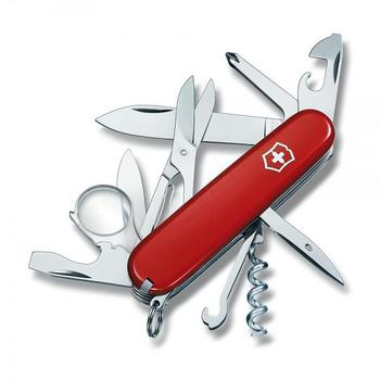 Victorinox Explorer Swiss Army Knife 4 Layers and 16 Functions