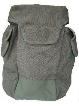 As New French Military Respirator Tough Canvas bag