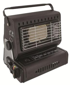 Portable Compact Gas Heater With Gas, New black Heater, Highlander