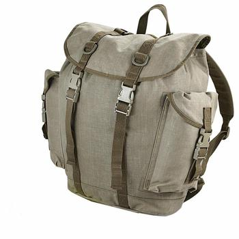 German Alpine Military Rucksack Bergen Grey / Drab Military Back Pack Graded