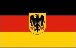 German State flag 5' x 3'