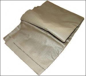 Groundsheet Army Issue Olive green Ribbed Ground Sheet