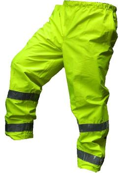 Hi-viz Gortex Police issue over trousers grade 2 used