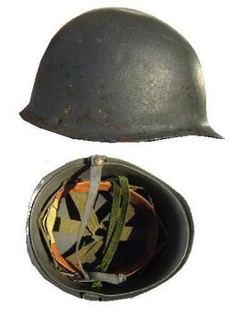 U.S. Military style Vintage M1 Helmet Genuine Military Issue