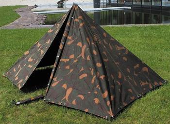 Camo Tent Military HU Woodland Camo Teepee tipi tent & Hungarian Shelter