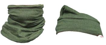 Headover Snood Genuine British Army Issue Green Neck Or Headover - used