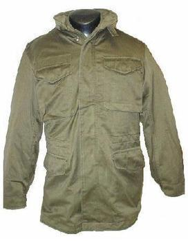 Army M65 Combat Jacket Genuine Austrian Military issue M65 Jacket  - Used but Great Condition