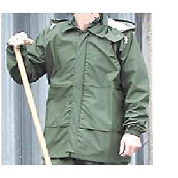 Totally Waterproof Jacket With Hood, and Trousers Excellent Value