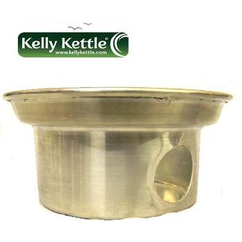 Kelly Kettle Fire Base Large Size Replacement Alloy or Stainless Steel