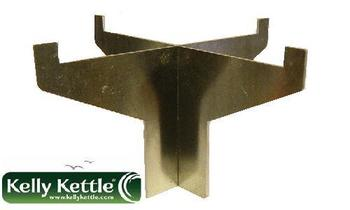 Kelly kettle Aluminium pot Support stand - Fits all size Kelly kettles