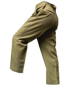 Genuine Issue Khaki No. 2 Trousers