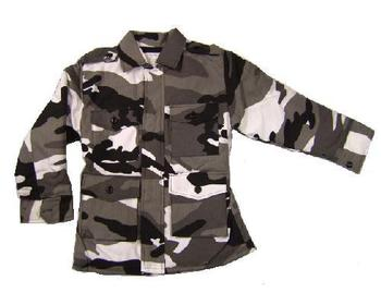 Urban kids Black and White M65 style  Combat jackets