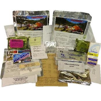 ROEK 34 Dutch Military Freeze Dried Arctic cold weather 24 hour Ration Pack
