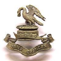 Liverpool Pals Cap Badge