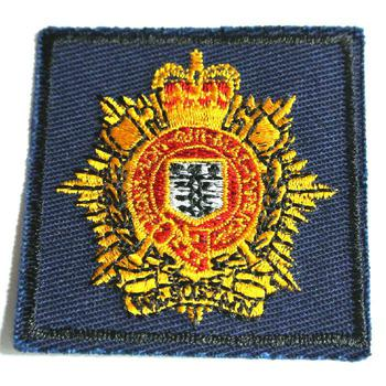 Royal Logistic Corps Cloth Beret badge