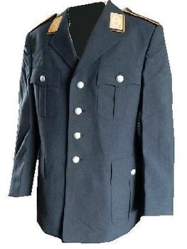 German Luftwaffe Tunic Genuine Blue German Airforce Luftwaffe Jacket