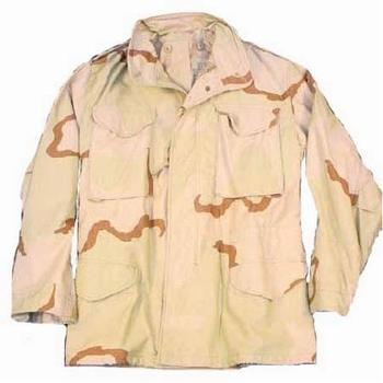 M65 Tri Colour Jacket Genuine U.S. Army Tri Colour M65 Lined Combat Jacket