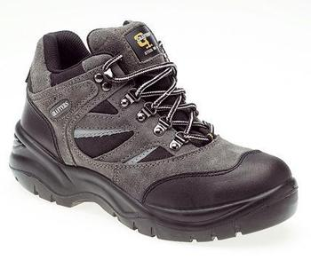 Industrial Hiker Boot With Safety Toe & Midsole upto size 13 (M685f)