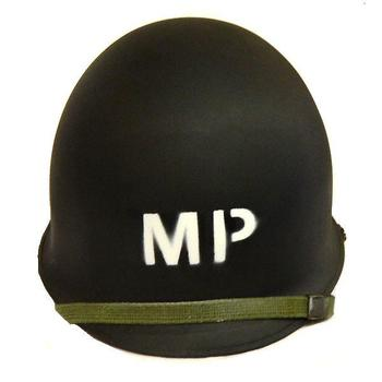 MP Military Police Style Army Helmet