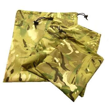 MTP MultiCam Multi cam Draw Cord Stuff Bag 3 Different sizes
