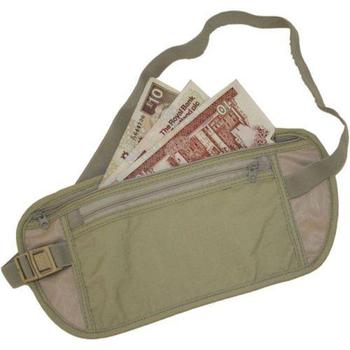 Double Pocket Money Belt, Highlander Lightweight Money Belt - MB102