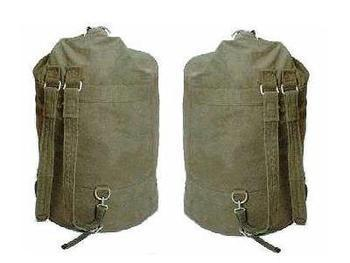 Kit Bag Double strap Top Fill military issue kit bag
