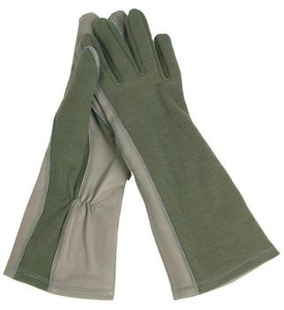 Nomex Gloves US Army Style Sage green summer Pilot flyers Gloves