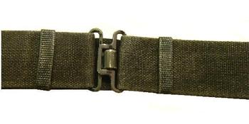 Genuine British Army Stiff Nylon Duty Belts Used but very good
