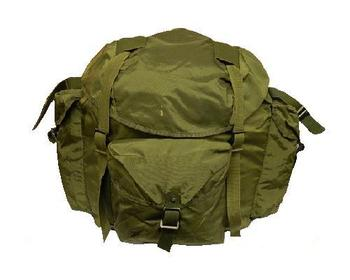 Austrian olive Green Nylon Rucksack Genuine Army issue - as new ... 8a169596ee12b