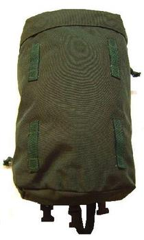 PLCE Olive Rocket Pack Single Side Pouch 90 Pattern, Graded Stock