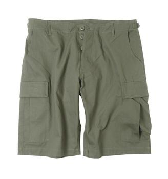 Olive Ripstop Bermuda Shorts New Lightweight Rip Stop Cargo shorts Large