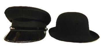 Police constable hats - Genuine Police issue new