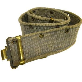 Genuine RAF Issue 2 inch Wide Webbing Belt