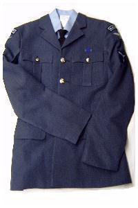 RAF Tunic Genuine RAF Uniform Jacket, Great for RAF Style Uniform
