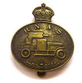 Royal Navy Service Armoured Car Section