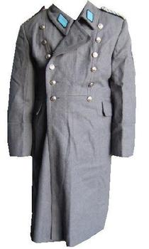 Airforce Greatcoat Grey / blue Russian Warsaw Officers Airforce Great coat