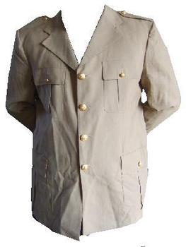 Great pale sand Military issue Tropical stle jacket great for fancy dress