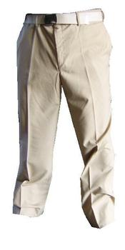 Great Pale sand Tropical style Military issue Trousers Great for fancy Dress