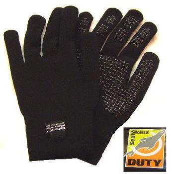 Seal Skinz Military Issue Seal-skin Waterproof and Breathable Contact gloves, New Large