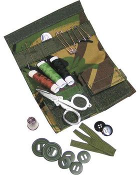 Sewing Kit, New Combat Sewing kit in British DPM Pouch